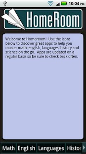 Homeroom (Beta) - screenshot thumbnail
