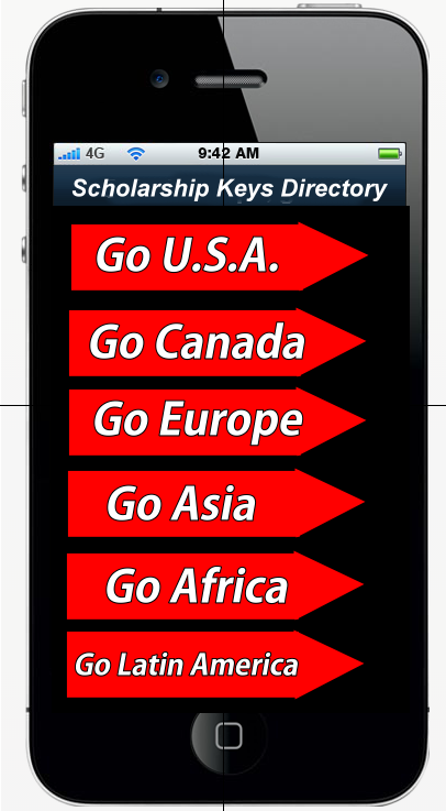 Scholarship Keys- screenshot