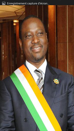 Président Guillaume Soro