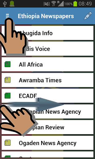 Ethiopia Newspapers