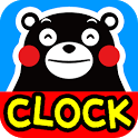Analog clocks KUMAMON Free icon