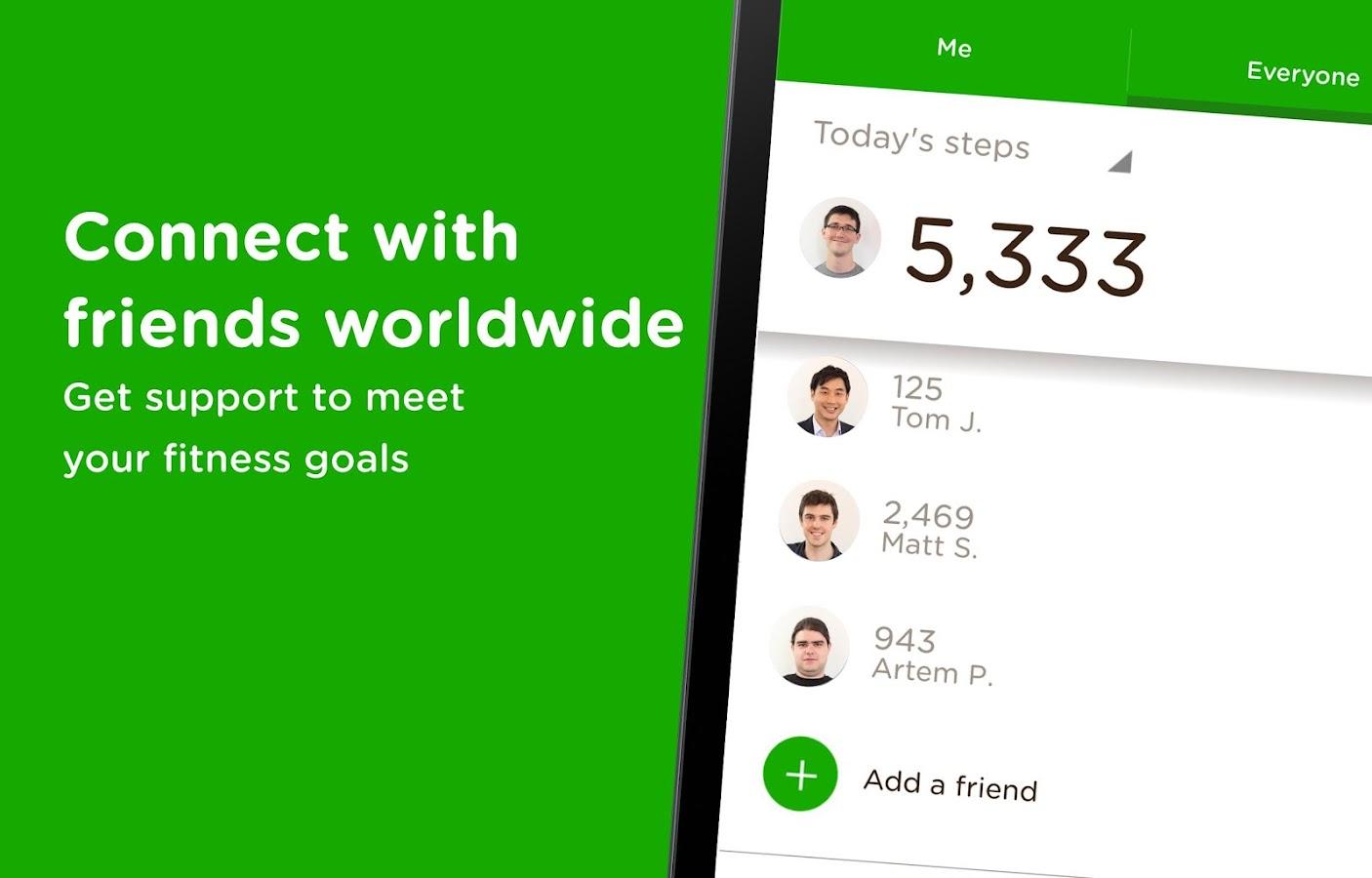 Noom Walk Pedometer: Fitness- screenshot