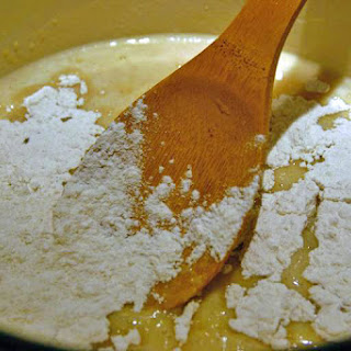 Roux - Used for Soup and Sauce Bases
