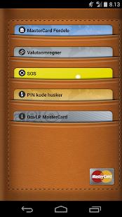 MasterCard Fordele - screenshot thumbnail