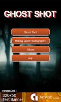 Screenshot of GhostShot