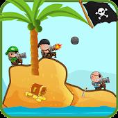 Conquistando la Isla Pirata