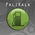 PaliKalk - Kalkulator paliwowy icon
