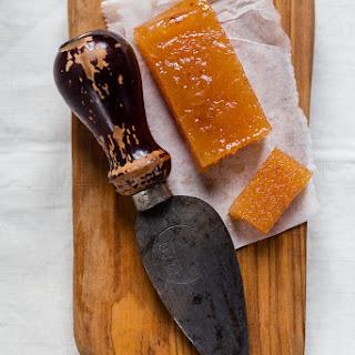 Quince Paste Recipe