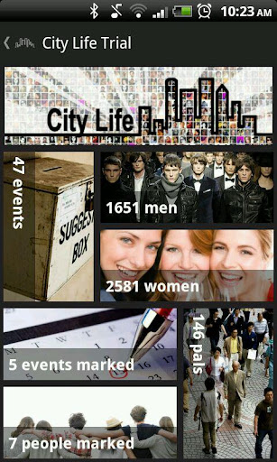 City Life - Party Finder Lite