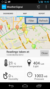 WeatherSignal- screenshot thumbnail