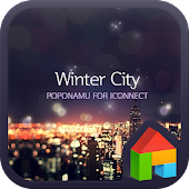 WinterCity dodollauncher theme