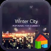 WinterCity dodollauncher theme
