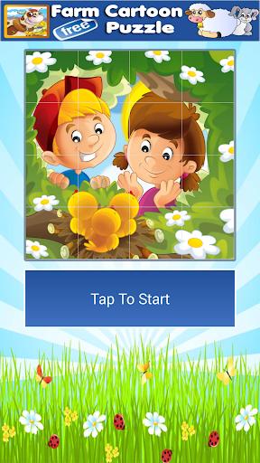 玩免費解謎APP 下載卡通拼图瓷砖拼图 app不用錢 硬是要APP