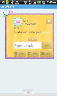 How to get GO SMS THEME/ColorfulHearts lastet apk for pc