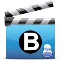 Animated profile for BBM™ icon