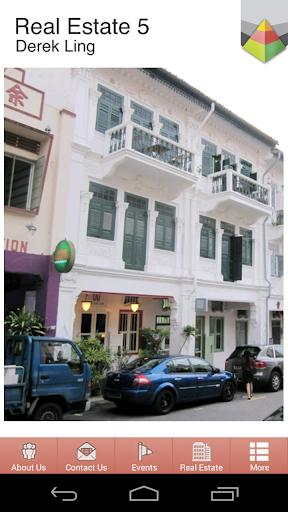 Derek Ling Singapore Property