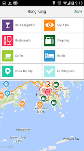 Hong Kong City Guide- screenshot thumbnail