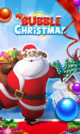 开心泡泡龙-圣诞版