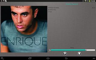 Screenshot of Radio Record