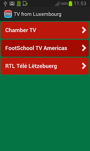 TV from Luxembourg