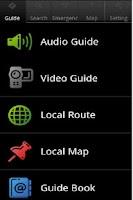 Screenshot of MyGuide(Thailand)