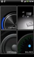 Screenshot of iControlAV2