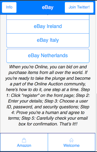 【免費購物App】GlobalShopperOnline-APP點子