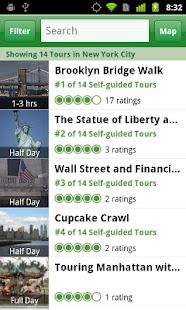 New York City Guide - screenshot thumbnail