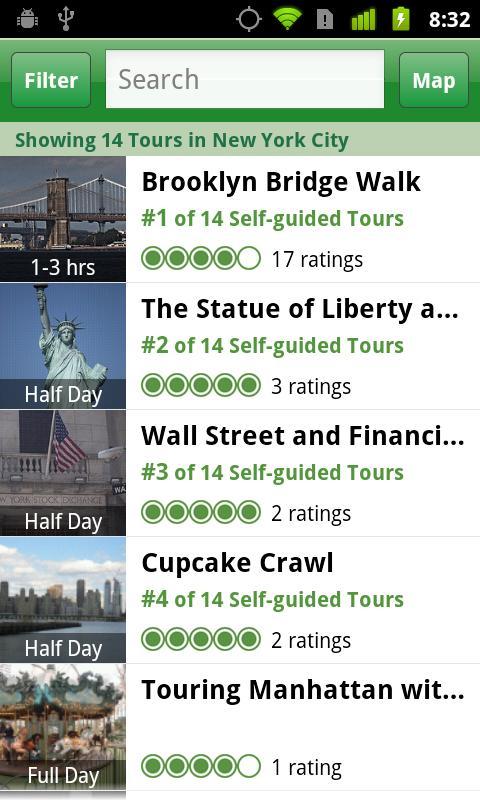 New York City Guide - screenshot