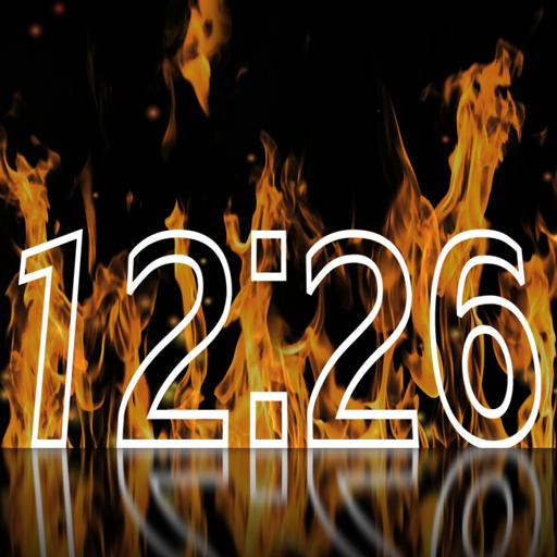 消防時鐘動態壁紙 個人化 App LOGO-APP試玩