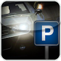 Car Parking overnight icon