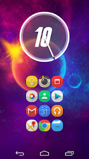 Crease - Icon Pack - screenshot