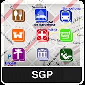 Singapore NOMADA Maps