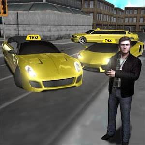 Crazy Limousine 3D City Driver for PC and MAC