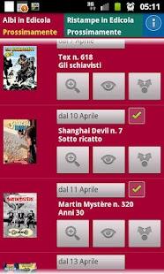 Albi in Edicola- screenshot thumbnail