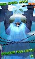 Screenshot of Panda Run HD