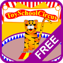 Kids Circus Animal Sounds Free icon