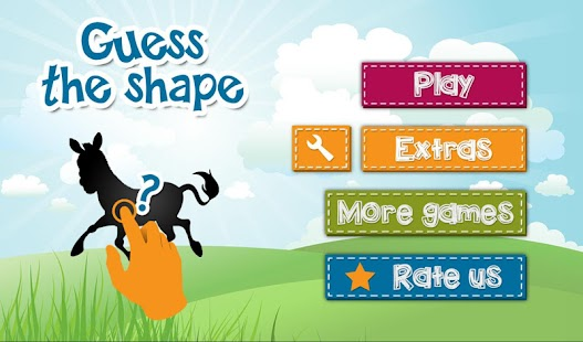 4 Kids: Guess the shape quiz- screenshot thumbnail