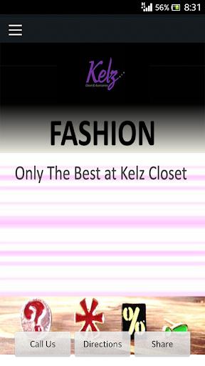 Kelz Closet