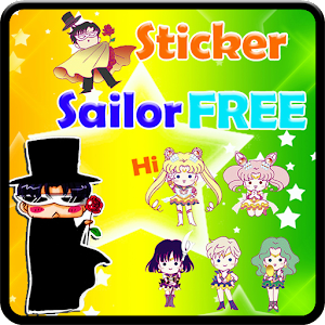Sailor Sticker Line FREE 個人化 LOGO-玩APPs