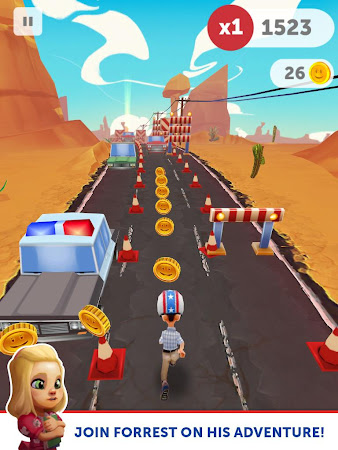 Run Forrest Run  Official Game 1.5.2 screenshot 38095
