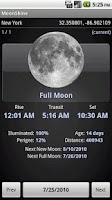 Screenshot of MoonShine