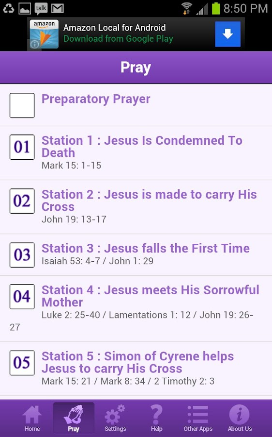 Way of Cross- screenshot