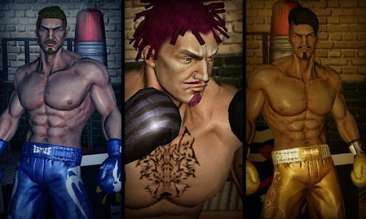 Punch Boxing 3D - screenshot thumbnail