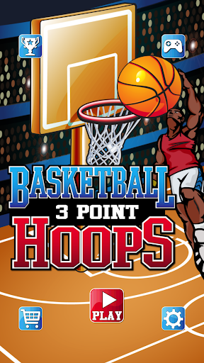Basketball - 3 Point Hoops Pro
