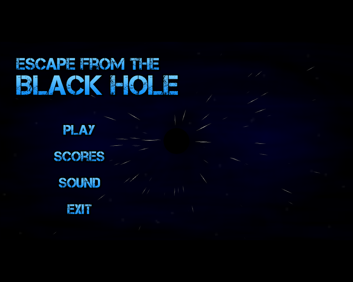 Escape from the Black Hole - Android Apps on Google Play