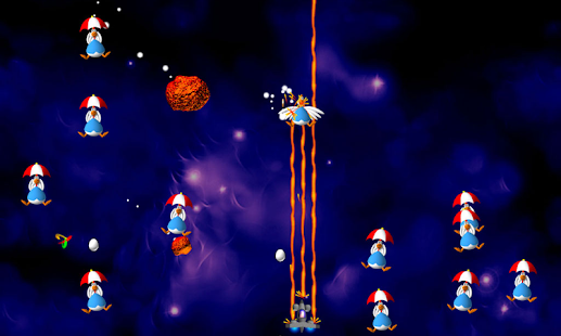 Chicken Invaders 2 HD (Tablet)- screenshot thumbnail