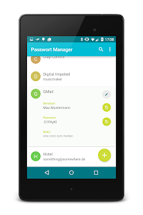 Password Manager - screenshot thumbnail