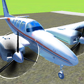 Airport Take-Off Flight Sim 3D