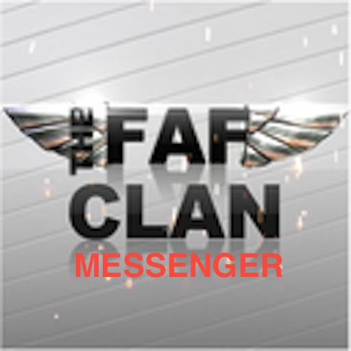TheFaFClan Messenger LOGO-APP點子
